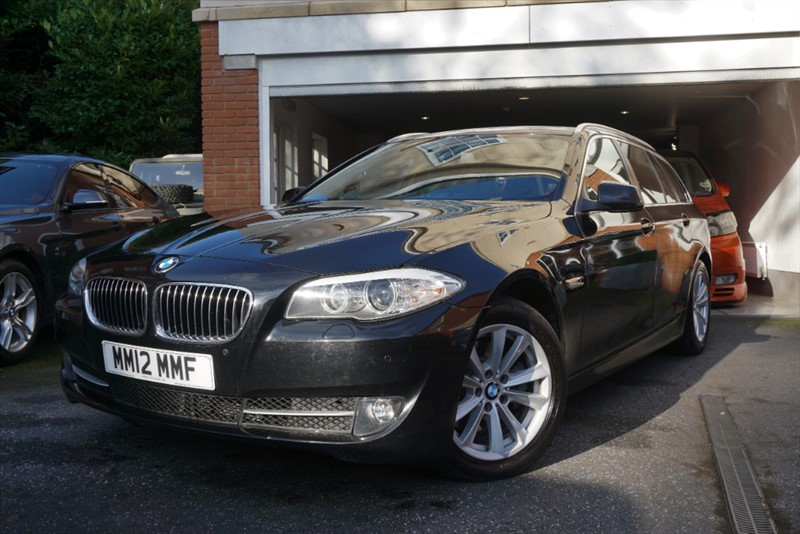 used BMW 520d SE TOURING in wigan
