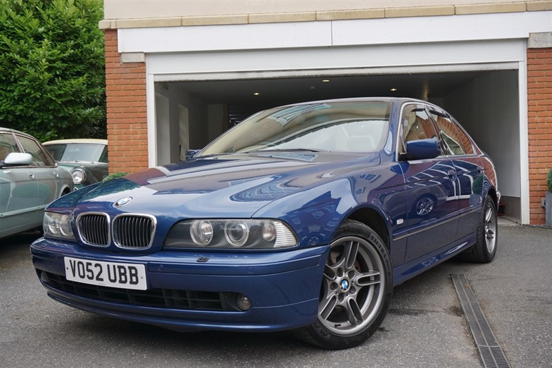 Car of the week - BMW 535i SPORT - Only £8,995