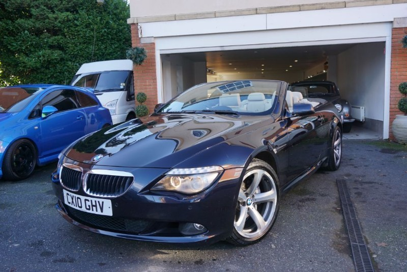 used BMW 635d SPORT in wigan