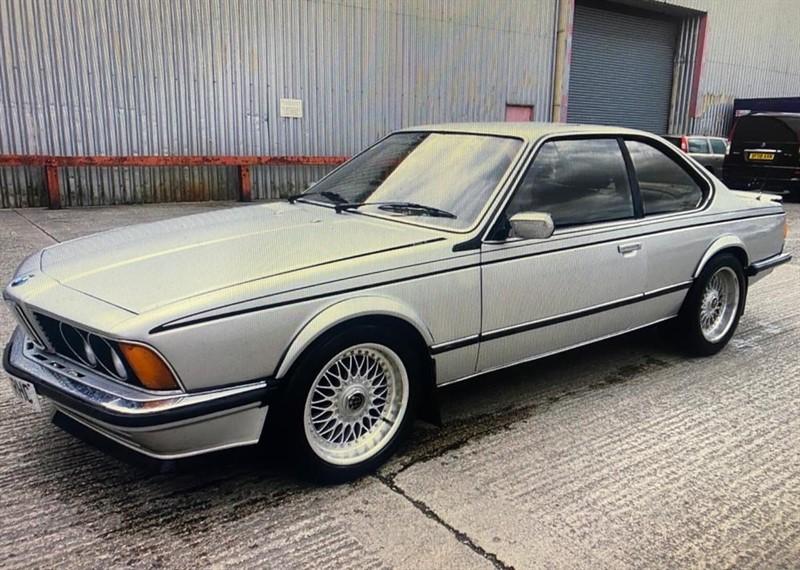 used BMW 635 CSi HIGHLINE in wigan
