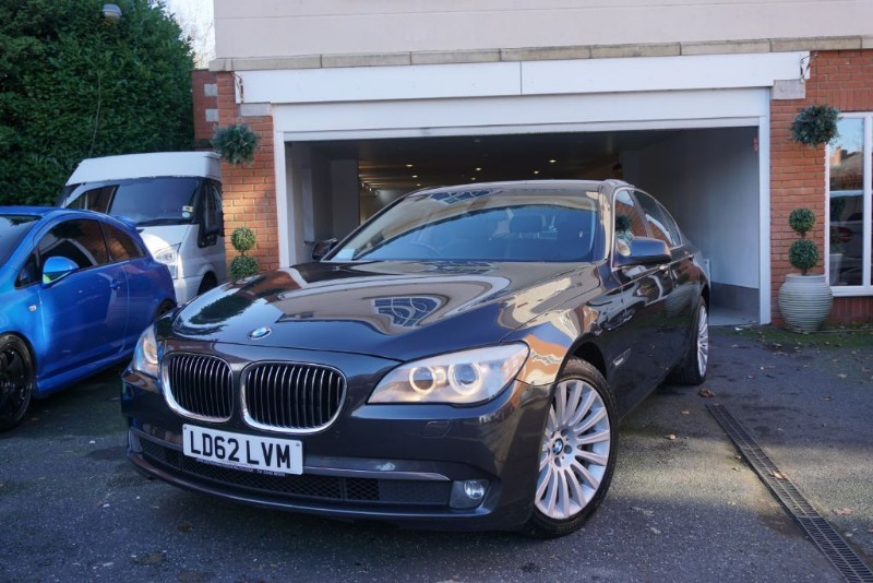 used BMW 730d SE in wigan