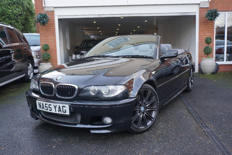 used BMW  330CD SPORT CONVERTIBLE in wigan