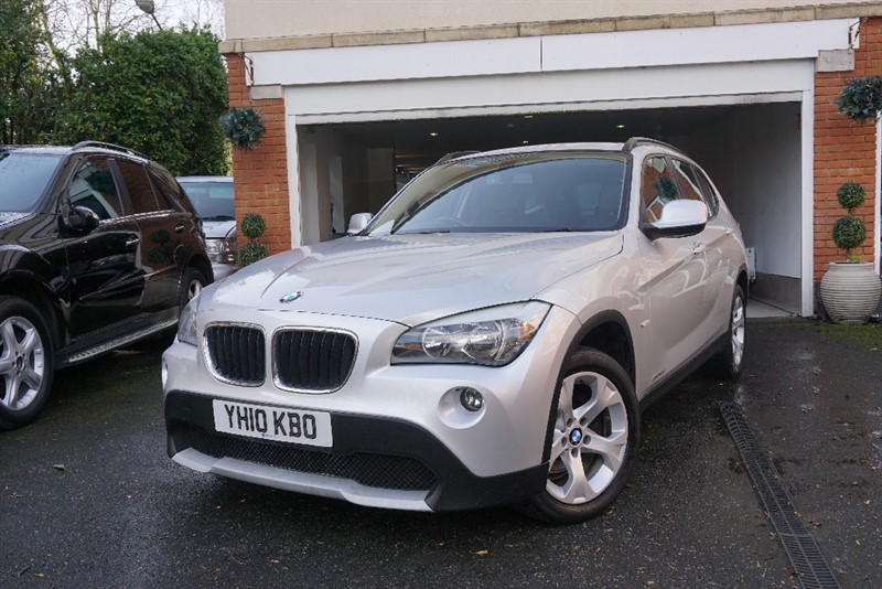 used BMW X1 SDRIVE18D SE in wigan