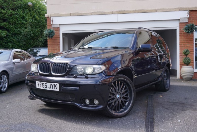 used BMW X5 D SPORT in wigan