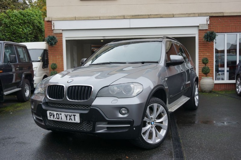 used BMW X5 D SE 7SEATER in wigan