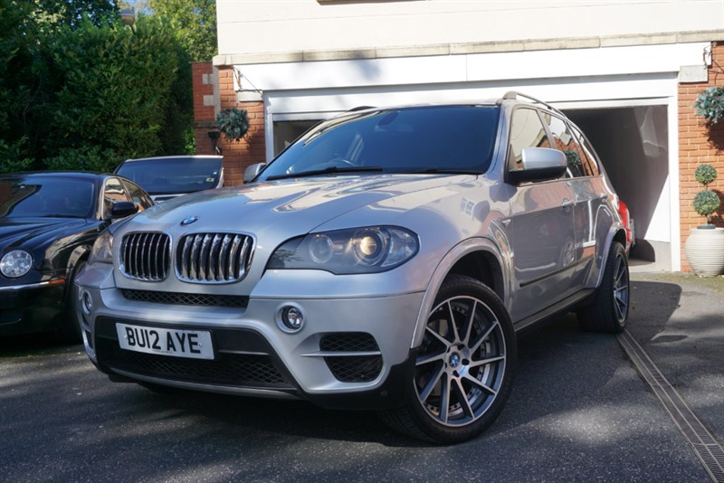 Car of the week - BMW X5 XDRIVE30D AC - Only £11,995