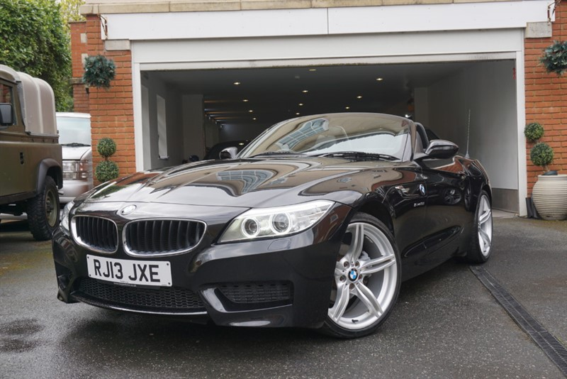 used BMW Z4 SDRIVE18I M SPORT ROADSTER in wigan