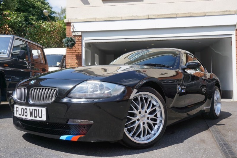 used BMW Z4 SI SPORT COUPE in wigan