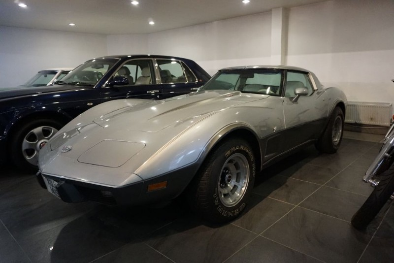 Car of the week - Chevrolet Corvette COUPE SILVER ANNIVERSARY 14K - Only £24,950
