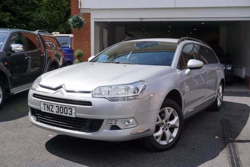 Car of the week - Citroen C5 VTR PLUS HDI - Only £2,950