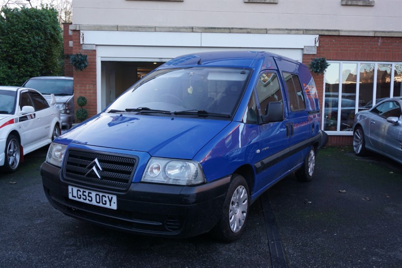 used Citroen Dispatch HDI PRESSURE WASHER  CLEANING BUSINESS in wigan