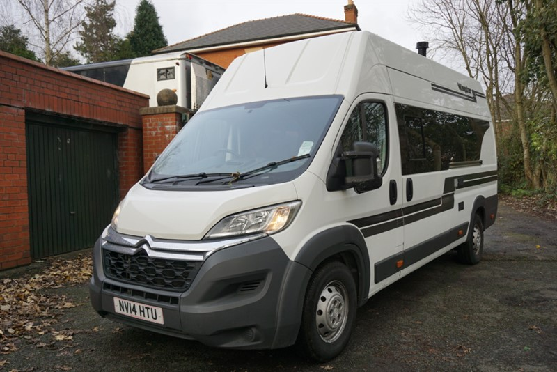 used citroen relay 35 heavy l4h3 hdi motorhome in wigan. Black Bedroom Furniture Sets. Home Design Ideas