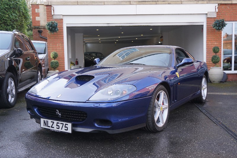 used Ferrari 575M Maranello F1 L.H.D in wigan