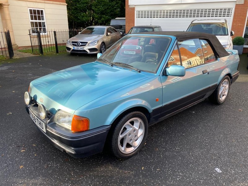 used Ford Escort XR3I MK4  LHD in wigan