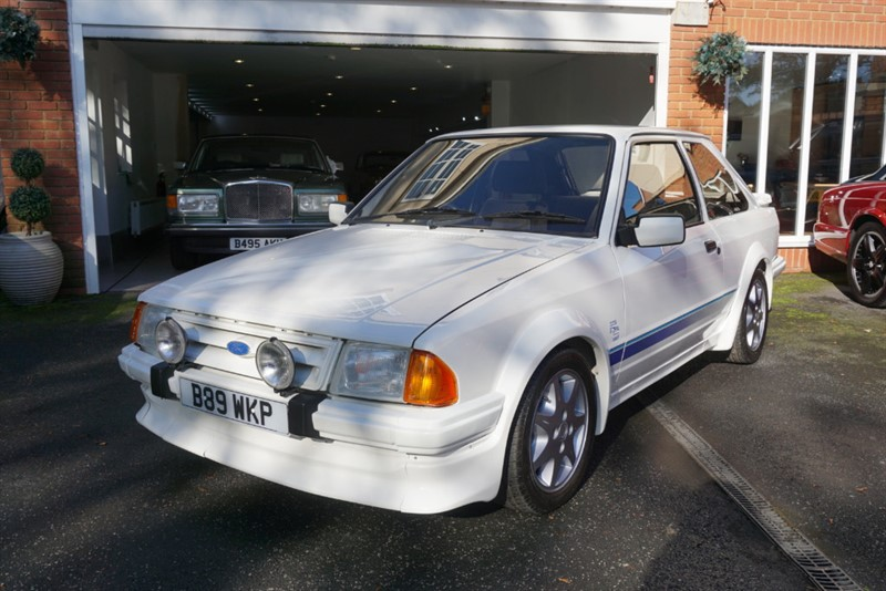 used Ford Escort RS TURBO in wigan