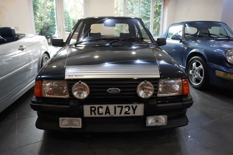 used Ford Escort RS 1600i in wigan
