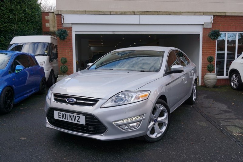 used Ford Mondeo TITANIUM X TDCI in wigan