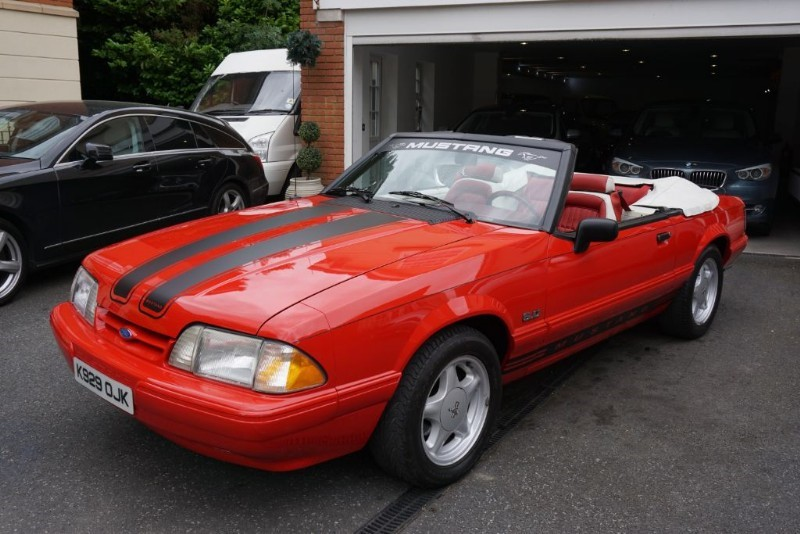 used Ford Mustang LX FOX BODY in wigan