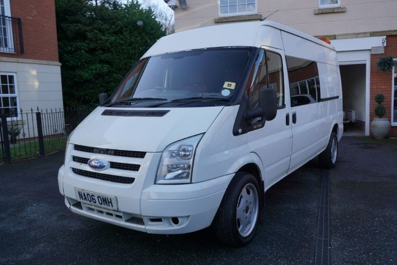 used Ford Transit 350 LWB RACE VAN in wigan