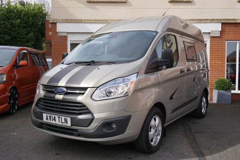 used Ford Transit 290 TREND LR MOTORHOME in wigan
