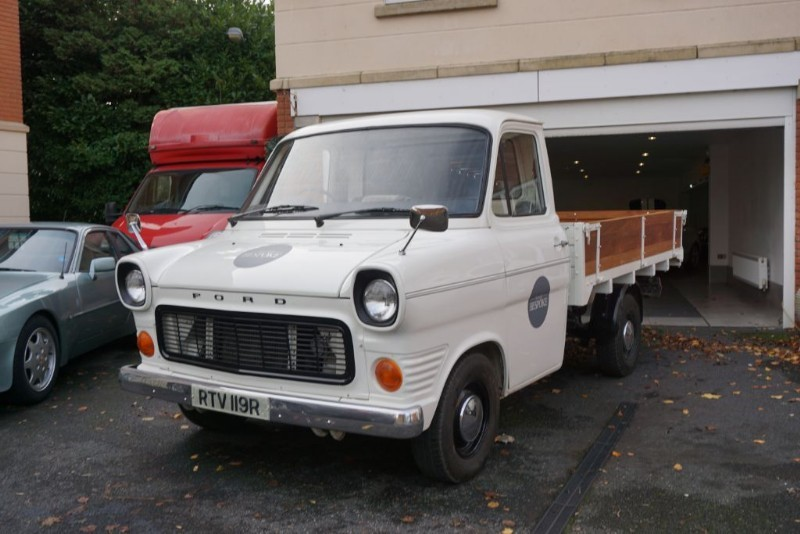 used Ford Transit Pick Up in wigan