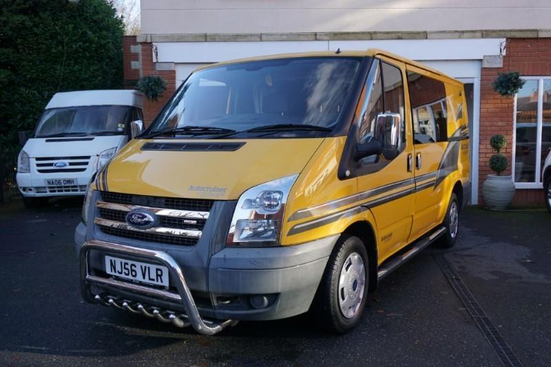 used Ford Transit Camper Van in wigan