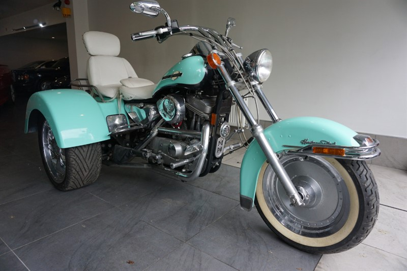 used Harley-Davidson SOFTAIL HERITAGE SOFTAIL TRIKE in wigan