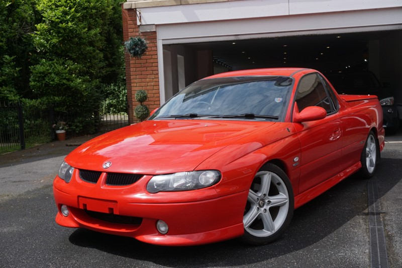 used Holden SS Pick Up V8 LS 1 in wigan