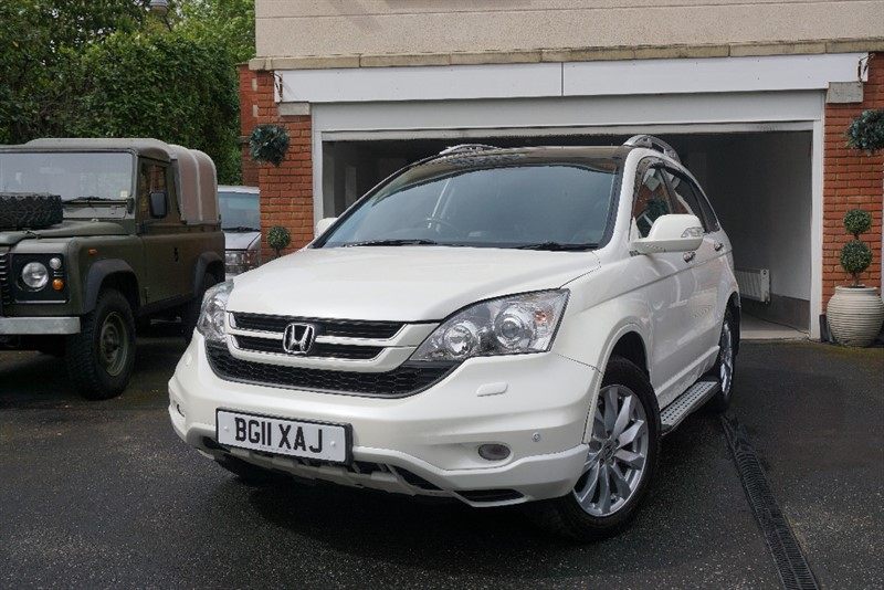 used Honda CR-V I-DTEC EX AUTO in wigan