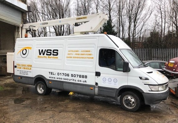 used Iveco Daily 50C14V P/V CHERRY PICKER in wigan