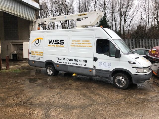 used Iveco Daily CHERRY PICKER NO VAT! in wigan