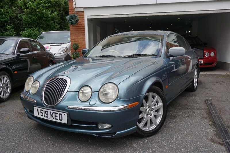 used Jaguar S-Type V8 Auto in wigan
