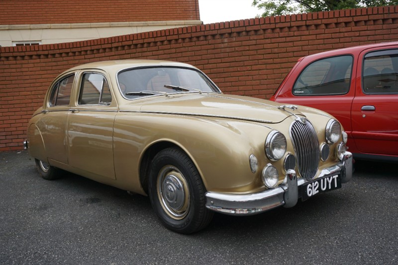 Car of the week - Jaguar MK1 - Only £26,950