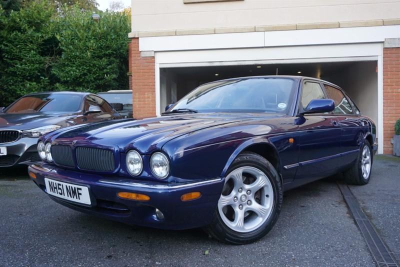 used Jaguar  XJ8 in wigan
