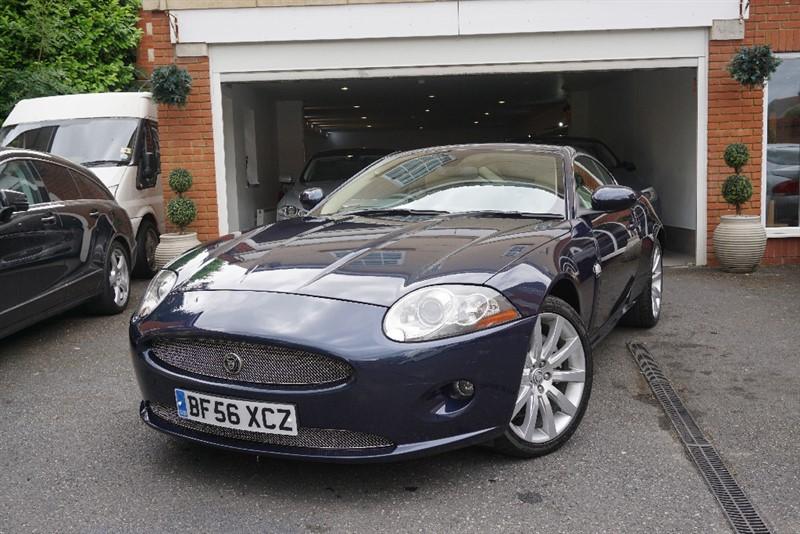used Jaguar XK COUPE in wigan