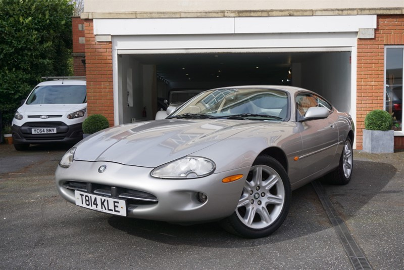 Car of the week - Jaguar XK8 COUPE - Only £4,950