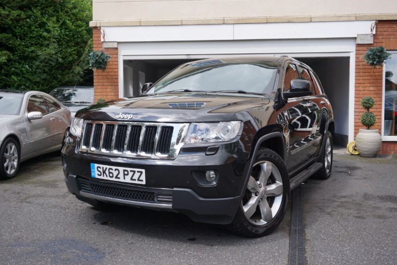 used Jeep Grand Cherokee V6 CRD LIMITED in wigan