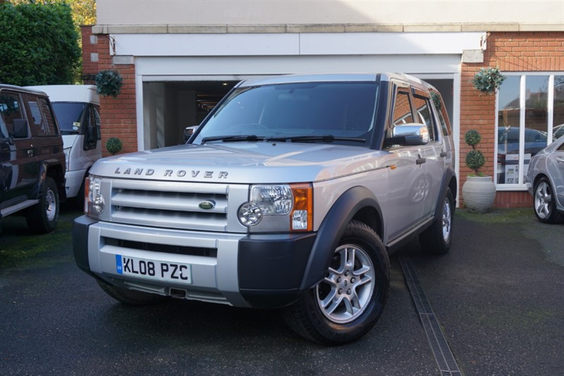 used Land Rover Discovery XS COMMERCIAL in wigan