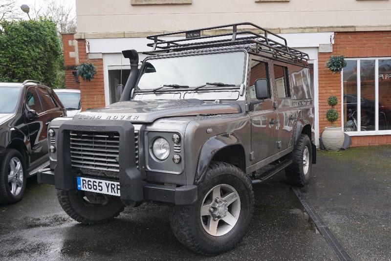 used Land Rover Defender 110 AUTO, 2014 SPEC in wigan