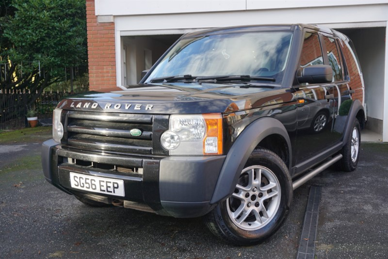 used Land Rover Discovery TDV6 in wigan