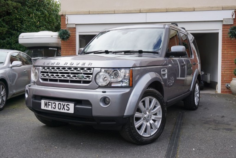 used Land Rover Discovery 4 SDV6 XS in wigan