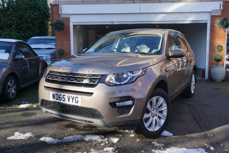 used Land Rover Discovery Sport TD4 SE TECH in wigan