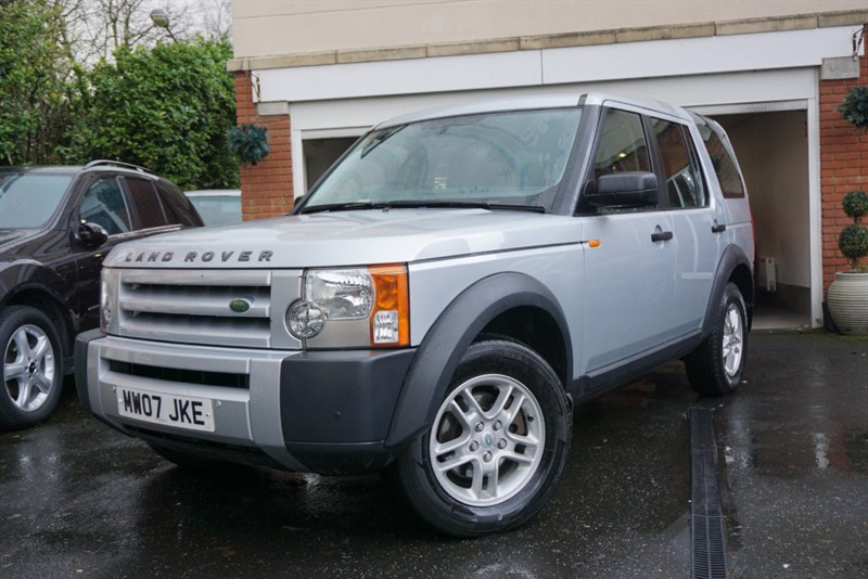 used Land Rover Discovery TDV6 GS E4 7 SEATS in wigan