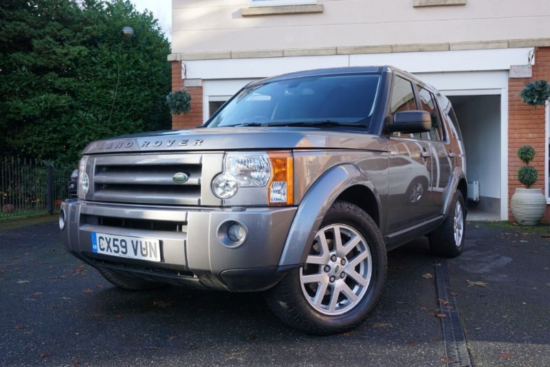 Car of the week - Land Rover Discovery 3 TDV6 XS - Only £7,950