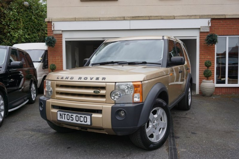 used Land Rover Discovery 3 TDV6 SE in wigan