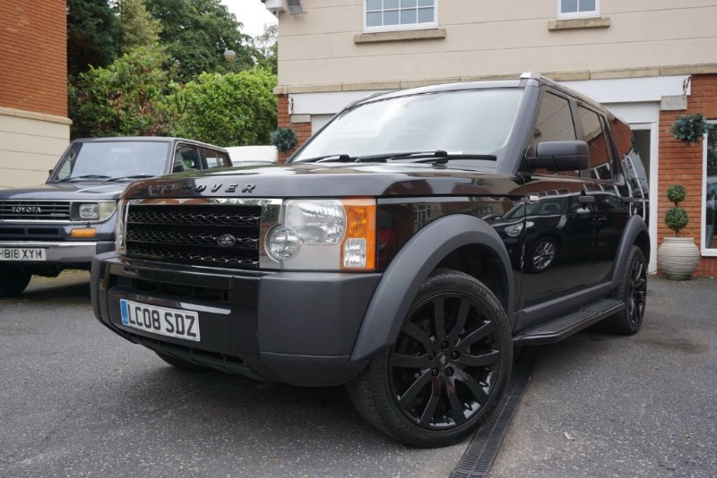 used Land Rover Discovery 3 TDV6 GS in wigan