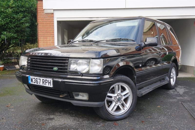 used Land Rover Range Rover VOGUE in wigan