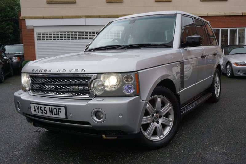 used Land Rover Range Rover V8 SUPERCHARGED in wigan
