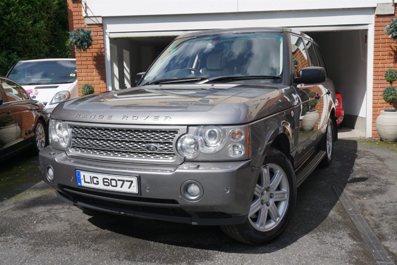 used Land Rover Range Rover TDV8 VOGUE in wigan
