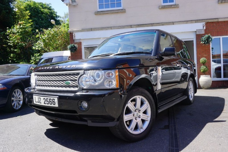 Car of the week - Land Rover Range Rover TD6 VOGUE - Only £6,450